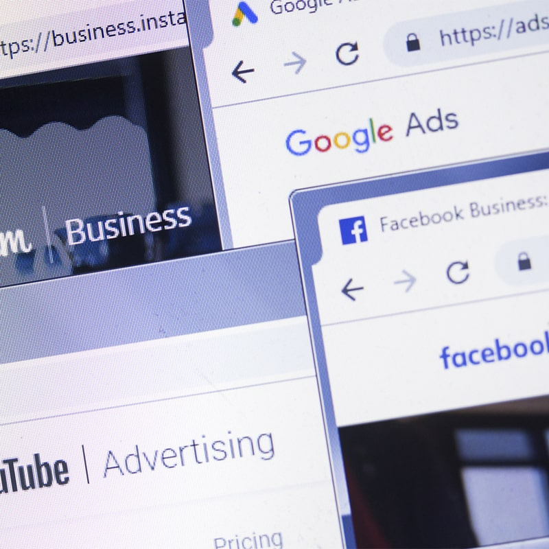 PPC, Paid Search, Display and Social